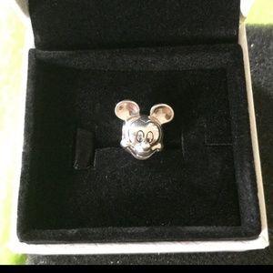 Pandora Disney Mickey Mouse Charm Bead